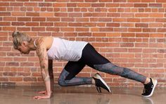 Your 9-Minute Total-Body Bodyweight Workout