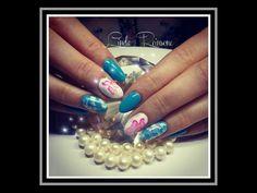 Almond nails Almond Nails