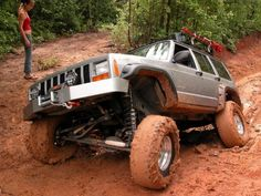 The Top 5 Modifications for your Jeep Cherokee that you should have already done.