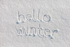 Stock photo of Hello winter by zocky Winter Cabin, Winter Fun, Winter Snow, Magical Quotes, Winter Quotes, Hello Winter, Winter's Tale, Autumn Photography, Its Cold Outside