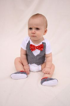 Baby boy fashion!