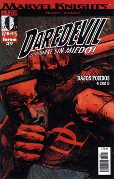 Daredevil. Marvel knights #49