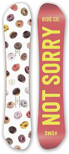 Ride OMG Snowboard - Women's Snowboards - Women's Snowboarding - Winter 2015/2016 - Christy Sports