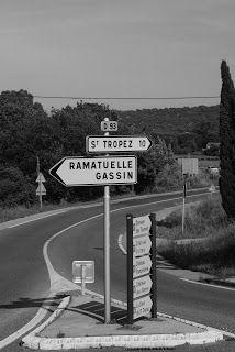 Pictures of Saint-Tropez: Road to destiny... Saint-Tropez