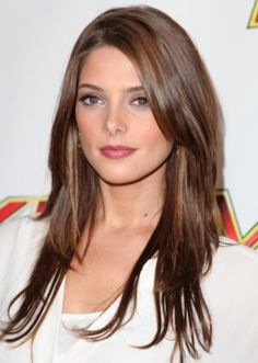 20 Hairstyles for Long Thin Hair | herinterest.com