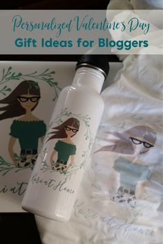 If you have a blogger or entrepreneur in your life, surprise them with a personalized gift.
