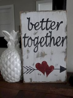 Better together valentine& day characters. This valentine sign would be a great . - Better together valentine& day characters. This valentine sign would be a great … – Bette - Love Decorations, Valentines Day Decorations, Valentine Day Crafts, Holiday Crafts, Decor Ideas, Christmas Decorations, Valentine Ideas, Diy Decoration, Desserts Valentinstag