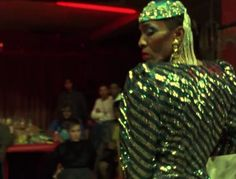 "Pepper LaBeija, ""Paris is Burning"" (1990)"