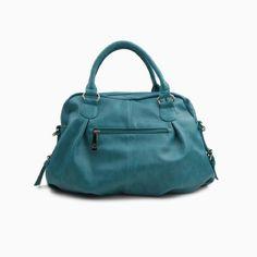 Turquoise Satchel by Miztique $54.99