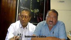 """Calixto y Valdovino: """"¡Ni porque les quemen el hocico!"""""""