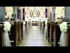 A selection of wedding Bouquets by dutch master florist, Lamber de Bie.  http://www.lamberdebie.ie #wedding #flower #video