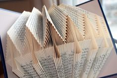 Folded book stuff, again