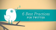 Small Biz Social Friday: 6 Best Practices for Twitter