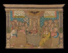 Altar frontal | Museum of Fine Arts, Boston
