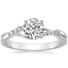 <3 Only .01% of the world's diamonds meet Brilliant Earth's standards for pure sourcing and exceptional quality.