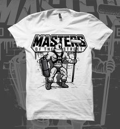 Masters of the Street // by GES