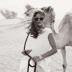 The Olivia Palermo Lookbook : Olivia Palermo In Dubai