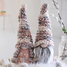 and puff it's Thursday already! With kids home ( winter break) days seems to fly by. New , one of the kind items added to the Etsy Shop - I use recycled knit to create lot of them. and cannot re create them ever again! So you are getting truly one of the kind item #gnomemaker #loveyou #gnomecouple . . . #tomte #girlgnome #couplegoals #nisse #nordicgnome #housegnome #gnome #gnomeo #madeinnyc #shoplocal #mutedcolors #scandipink #millenialpink #pinkish #springcolors #loveus #artisanmade #r...