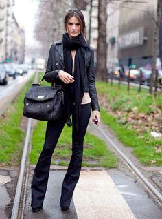 Street Style, Alessandra.