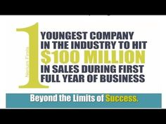 NeriumFresh.com  Nerium Get Real - 1st Company to reach $100 Million in sales year 1