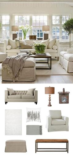 A traditional living room area that is perfect for the one who loves entertaining.