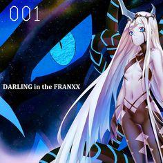 001 - Darling in the FranXX #GG #anime