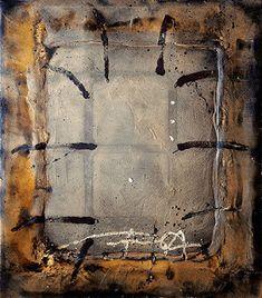 Mine d'Art: HOMMAGE À UN ARTISTE : ANTONI TAPIÈS