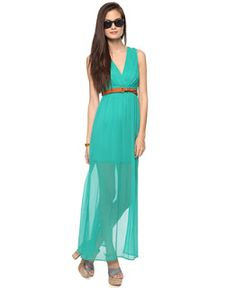 Yajaira's Fashion Notes: Maxi Dresses - Spring 2012 (Forever 21)