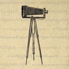 Printable Digital Images with Vintage & Antique Art autor VintageRetroAntique Png Vector, Camera Clip Art, Burlap Background, Sell Stamps, Antique Cameras, Antique Illustration, Make And Sell, Graphic, Digital Image