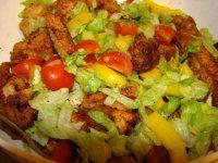 Kuřecí salát ala KFC