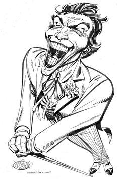 The Joker by John Byrne