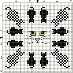 pendouille chat
