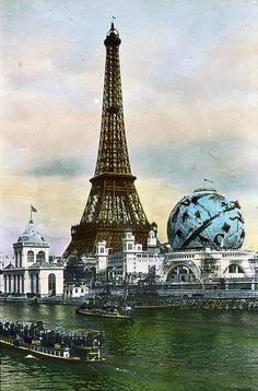 30 incroyables photos retrouvées du vieux Paris en couleur !