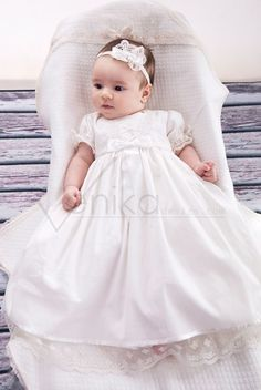 FAST INTERNATIONAL SHIPPING: 2-5 AVERAGE DELIVERY TIME WITH DHL  Baptism dress + heandbad Hand made and hand-finished baptism dress, so unique design guaranteed. The dress for baptism made of soft cotton batiste. Top dresses made of soft cotton lace with satin ribbons adorned. A dress could be adopt to the size of your little princess just give a height, chest size and the preferred length of the entire baby dress. Whole set including headband.  This beutiful tutu dress is perfect for any…