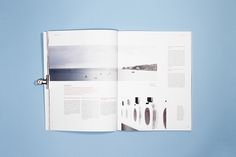 l'ode magazine - diptyque on Editorial Design Served