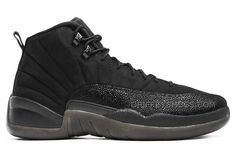 """http://www.griffeyshoes.com/2016-air-jordan-12-ovo-pes-blackblkmtlc-gold-for-sale-online.html Only$95.00 #2016 AIR #JORDAN 12 """"OVO"""" PES BLACK/BLK-MTLC GOLD FOR SALE ONLINE #Free #Shipping!"""