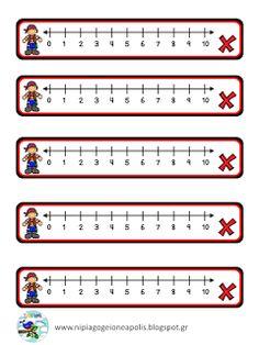 masal ... başladı: sayı hattı ve alfabe
