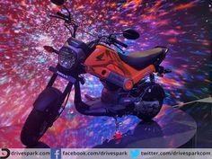 2016 Auto Expo: Quirky Honda NAVI Bike/Scooter Crossover Launched   #AutoExpo2016 #Honda
