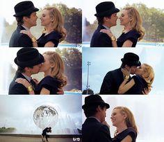 Neal Caffrey and Sara Ellis ♥ #WhiteCollar #MattBomer