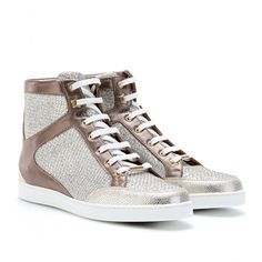 Jimmy Choo  bit more exciting than my old white runners.  add a bit of sparkly arkly in your life.  319 euros