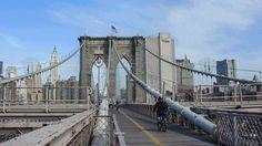 The Brooklyn Bridge in 2004.  What an amazing bridge!! #BrooklynBridge #Photography