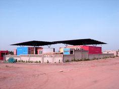 CBF - Centre Pour Le Bien-être Des Femmes - Picture gallery Ouagadougou Burkina Faso, Centre, Architecture, Outdoor Decor, Home Decor, Women, Arquitetura, Decoration Home, Room Decor