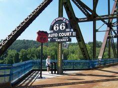 Exploring Route 66 in Missouri