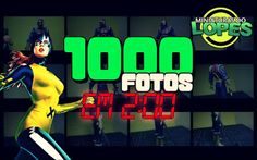 Miniaturas do Lopes!: 1000 fotos em 2 minutos!