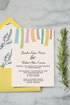 Springtime is in sight which means, if you are having a summer wedding, you should be sending out your invitations any day now. Here are top 10 summer wedding invitations with affordable price for l. Summer Wedding Invitations, Spring Time, Top, Beautiful Things, Nice Asses, Crop Shirt, Shirts