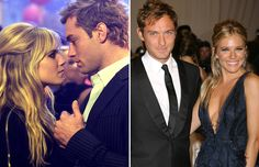 Star couples who met on set