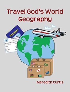 Learn Geography the Fun Way! Travel God's World Geography by Meredith Curtis, a consumable worktext, will take you on an adventure around the world!Let's travel around God's World together, exploring eac. Economic Map, Paul's Missionary Journeys, Time Zone Map, Map Quiz, Words In Other Languages, South America Map, Asia Map, World Geography, Teaching Geography