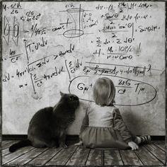 父親ビジョンで見る、娘と猫の甘い生活 : カラパイア