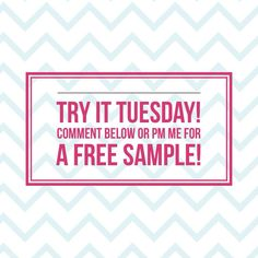 Try it Tuesday http://kholdeman.jamberrynails.net/
