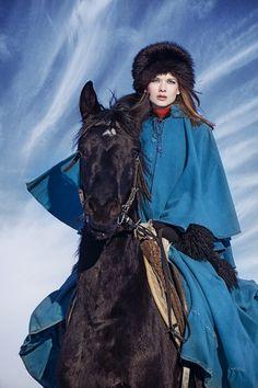 Russian hunting by Maria Kirienko, via 500px